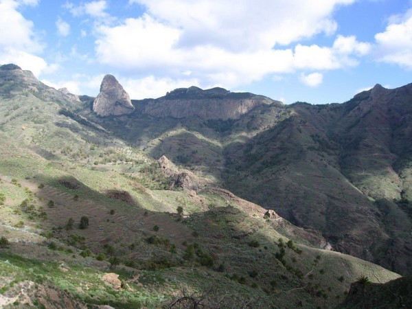 Spanje - Barranco's in La Gomera